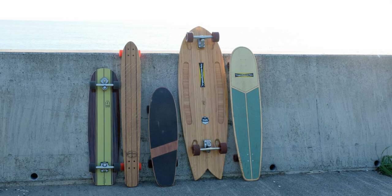 色々なSURF SKATE