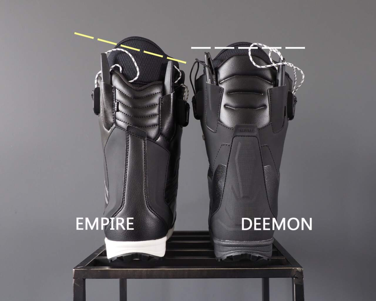 DEELUXE21-22 EMPIREのパネルデザイン