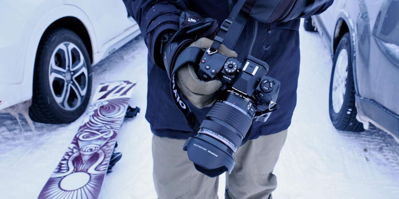 HAND OUT GLOVES×カメラ操作